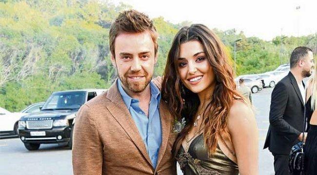 Hande Erçel ile Murat Dalkılıç, yan yana görüntülenmeye başladı.