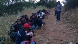 İzmir'de göçmen kaçakçılığına yönelik operasyon
