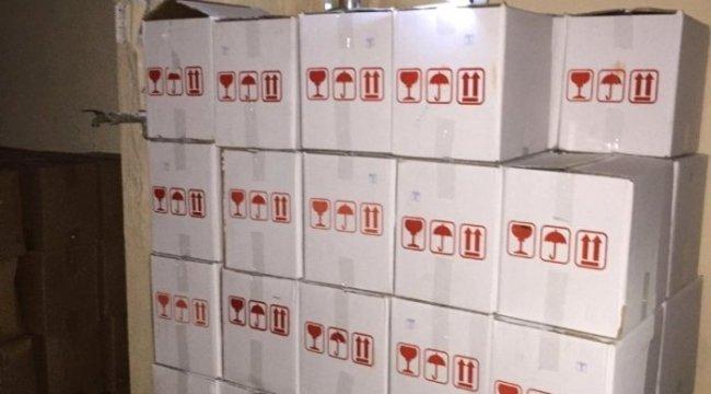 Marmaris'te sahte içki satıcılarına büyük darbe