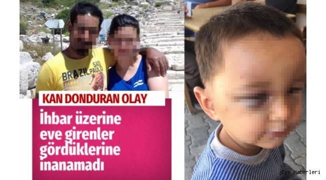 MUĞLA'nın Datça ilçesinde, 3 yaşındaki B.T.'ye fiziksel şiddet....