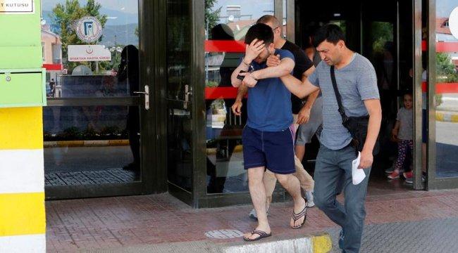 Muğla'nın Fethiye ilçesinde cinayet hükümlüsü otelde tatil yaparken yakalandı