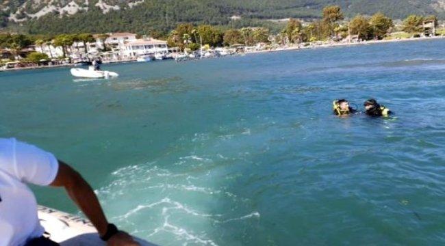 MUĞLA'nın Ula ilçesinde 19 yaşındaki Dinçay, denizde boğuldu