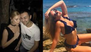 Serdar Ortaç'ın eşi, İrlandalı manken Chloe Loughnan bir dergi için mayo ve bikiniyle objektif karşısına geçti.