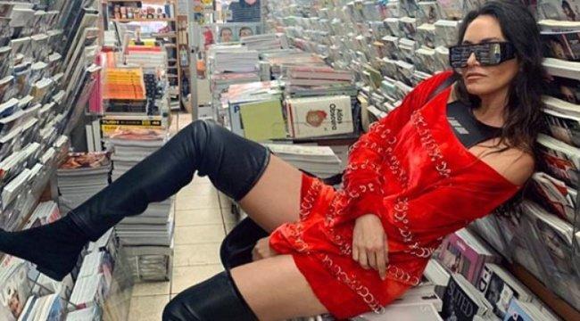 Sosyetik güzel Eda Taşpınar, eski basketbolcu Kerem Tunçeri ile aşk yaşıyor