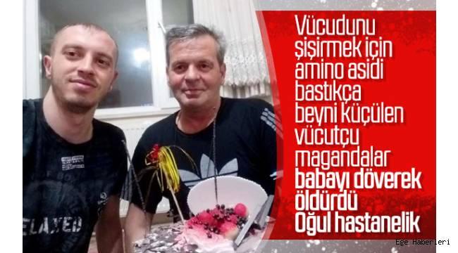 İzmir'de vücut geliştirme yapan magandalar, baba-oğula saldırdı. Baba hayatını kaybetti, oğul ise ağır yaralı.
