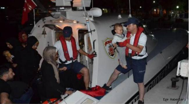 İzmir'in 3 ilçesinde 88 kaçak yakalandı