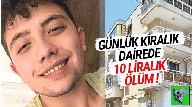İzmir'in Buca ilçesinde tanesi 10 liradan satılan uyuşturucu haplardan kullanan 4 gençten 2'si fenalaştı. Gençlerden Oğuzhan D. hayatını kaybetti.