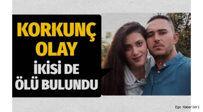 KÜTAHYA'nın Simav ilçesine bağlı Küplüce köyünde bir kişi, eşini tabancayla öldürdükten sonra, aynı silahla intihar etti.