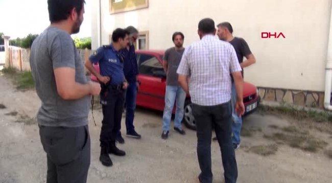 Kütahya Polisten kaçarken attığı çuvaldan Kalaşnikof çıkan şüpheli tutuklandı