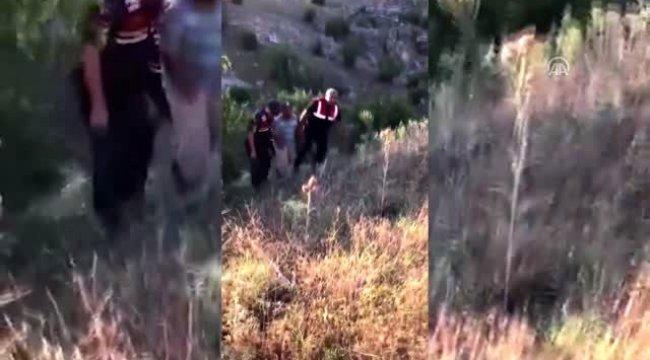 Manisa'nın Kula ilçesinde kayıp zihinsel engelli bulundu