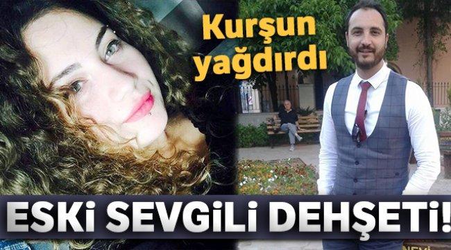 Aydın'da parkta gördüğü eski sevgilisi ve erkek arkadaşına kurşun yağdırdı: 2 ölü