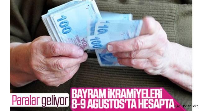 Bakan Selçuk; 'Emeklilerimize bayram ikramiyelerini 8 ve 9 Ağustos'ta ödeyeceğiz'