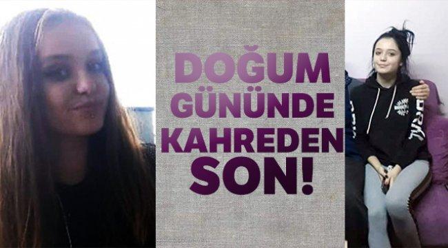 Denizli'de 15 yaşındaki kız doğum gününde tüfekle vurularak öldü