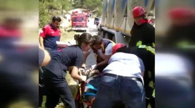 DENİZLİ Düğün hazırlığı yapan genç, kazada öldü