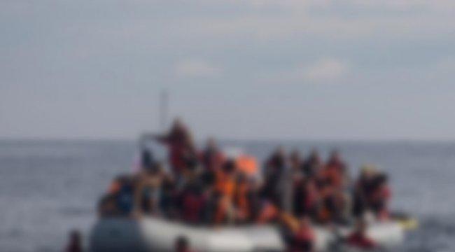 İzmir'de 82 göçmen yakalandı