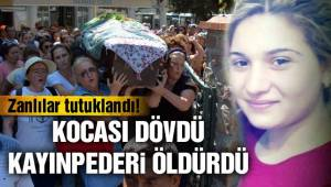 İzmir'in Dikili ilçesinde, kayınpeder dehşeti...