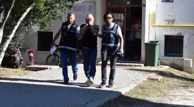 KÜTAHYA'da, ilişki görüntüleriyle şantaja 3 gözaltı