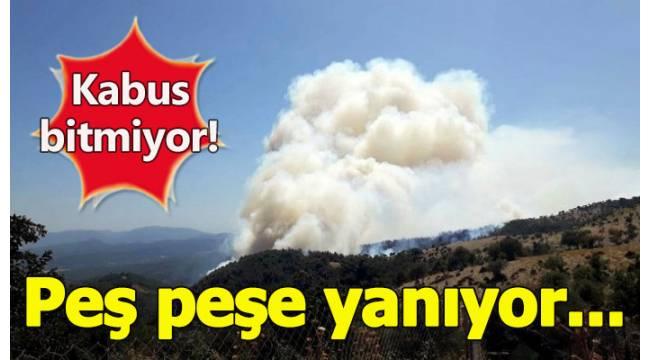 Urla Belediye Başkanı Burak Oğuz, bazı yerleşim yerleri boşaltılıyor dedi...