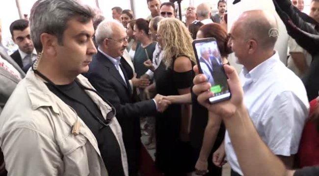 CHP Genel Başkanı Kemal Kılıçdaroğlu, Aydın'da