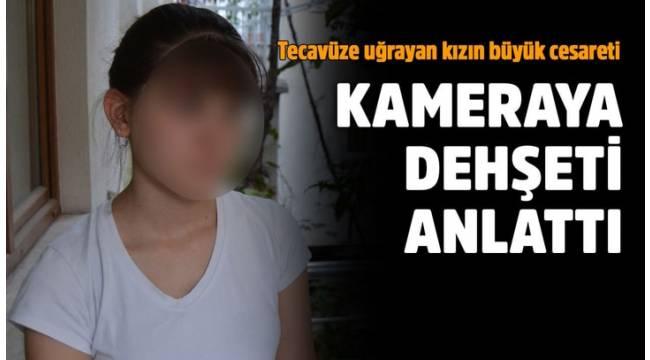 Denizli'de 17 yaşındaki akrabasının kendisine tecavüz ettiğini iddia eden 15 yaşındaki kız yaşadığı dehşeti anlattı.