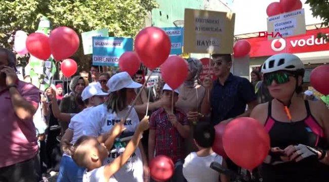 İzmir-dmd'li ailelerden farkındalık açıklaması