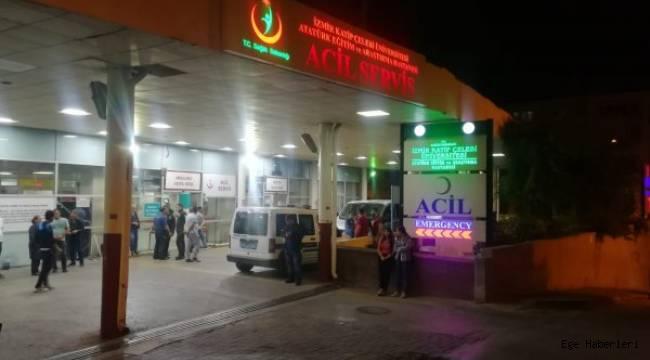 İZMİR'in Karabağlar ilçesinde, iki aile arasında bıçaklı kavga: 1 ölü, 2 yaralı