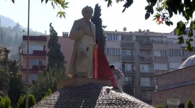 Manisa'nın fethinin 706'ncı yılı kutlandı