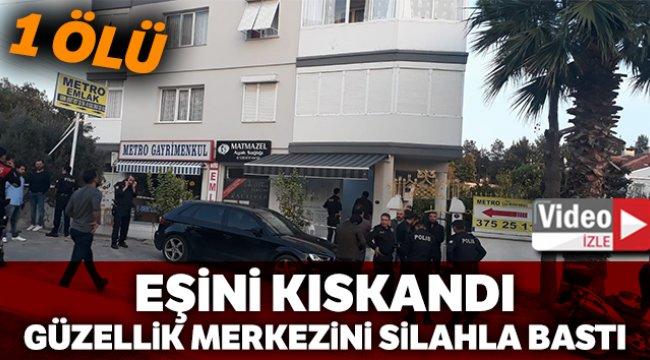 İzmir'in Bornova ilçesinde güzellik merkezine silahlı baskın: 1 ölü