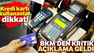 Bankalararası Kart Merkezi'nden 'güvenlik' açıklaması