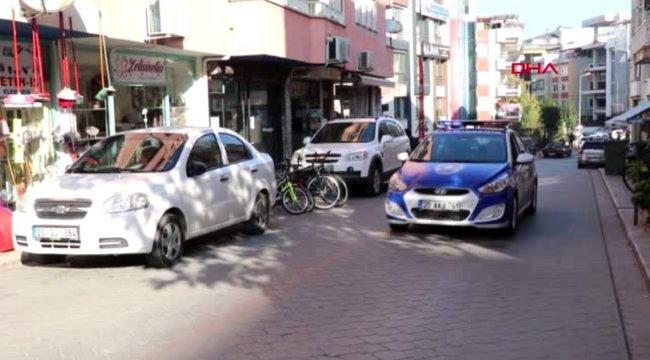Denizli-polis ve zabıtadan ortak trafik denetimi