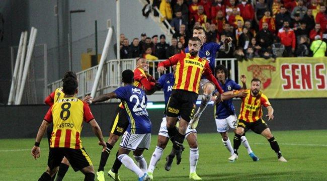 Fenerbahçe, Göztepe ile 2-2 berabere kaldı