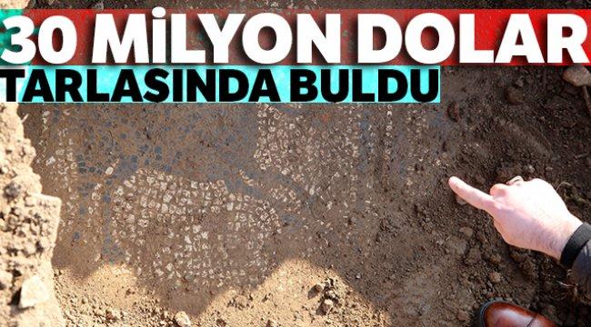 Manisa'nın Saruhanlı ilçesinde 30 milyon dolarlık tarihi eser operasyonu