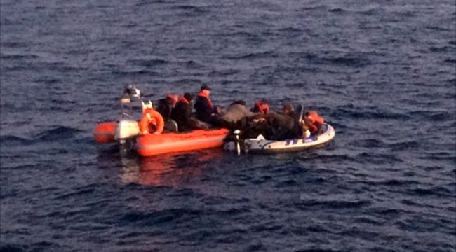 Muğla'da 21 düzensiz göçmen yakalandı