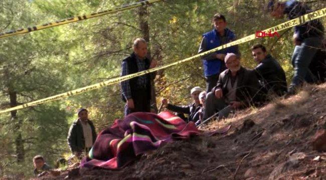 Muğla mantar toplamaya gittiği ormanda cesedi bulundu