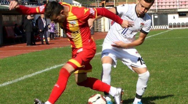 TFF 3. Lig: Manisaspor: 2 - Kızılcabölükspor: 6