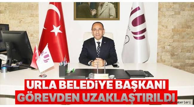 Urla Belediyesine kayyum atandı...FETÖ'den tutuklanan Urla Belediye Başkanı Oğuz görevden alındı.
