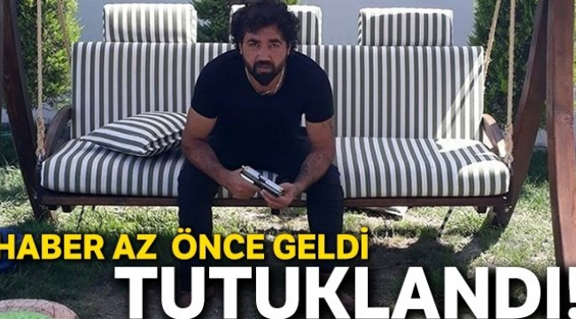 İzmir'de 2 kişiyi öldürüp, bir polisi yaralayan zanlı tutuklandı