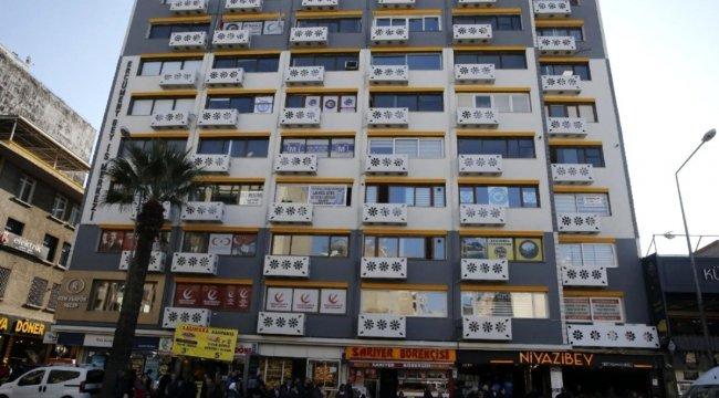 İzmir'de görüntü kirliliğine neden olan klimalarla ilgili çalışma