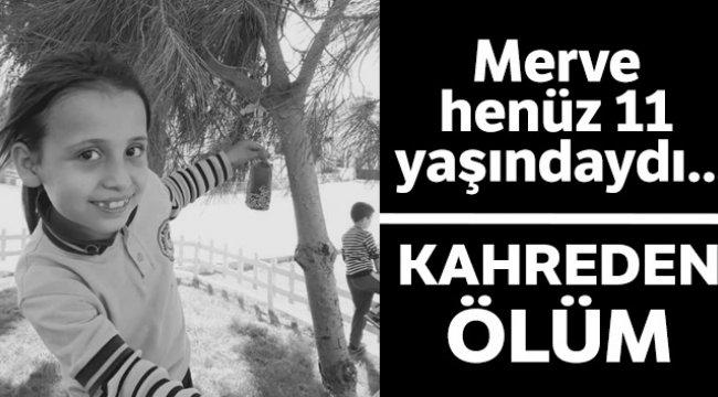 İzmir'in Aliağa ilçesinde alevlerin arasında kalan 11 yaşındaki kız çocuğu hayatını kaybetti