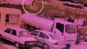 Kütahya'da üzerine dökülen tiner alev alan işçi ağır yaralandı