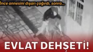 Manisa'nın Kula ilçesinde 18 yaşındaki bir genç, annesini defalarca bıçakladı...