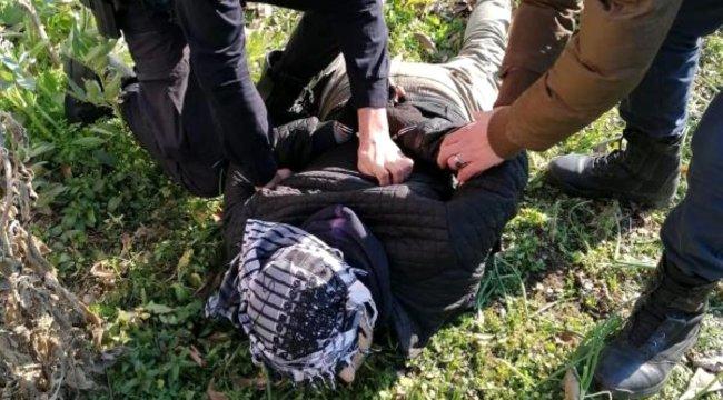 MANİSA'nın Turgutlu ilçesinde, 7 ayrı suçtan aranan şüpheli yakalandı