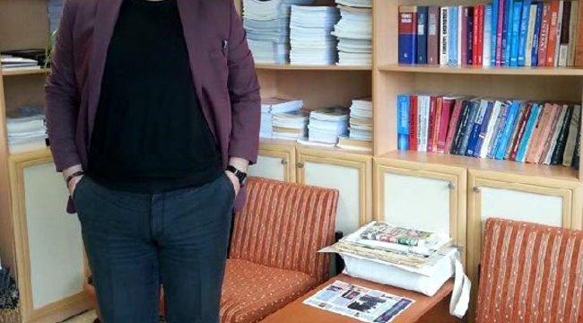 MUĞLA Sıtkı Koçman Üniversitesi'nde 3'üncü katın balkonundan atlayan profesör öldü