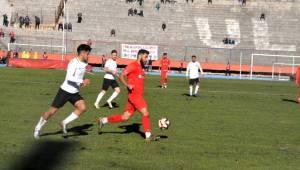 TFF 2. Lig: Zonguldak Kömürspor: 2 - Manisa FK: 2