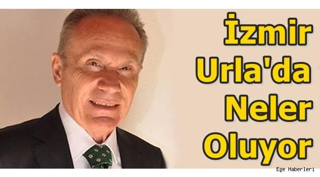 Urla'da CHP eski Milletvekili Bülent Baratalı'nın bürosu kurşunlandı...