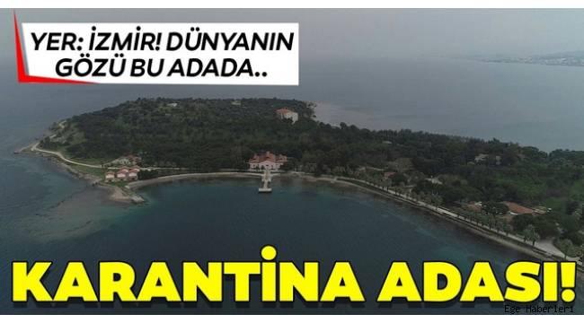 Koronavirüs Urla Karantina Adası'nı hatırlattı...