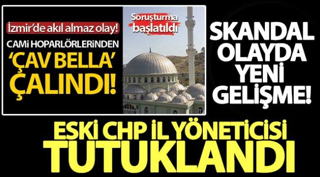 Camilere müzikli saldırıyı paylaşan Banu Özdemir tutuklandı