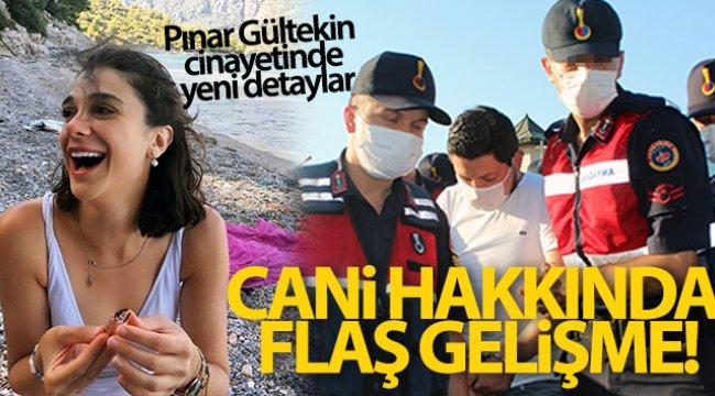 Pınar Gültekin'in katil zanlısı ağırlaştırılmış müebbet ile yargılanacak