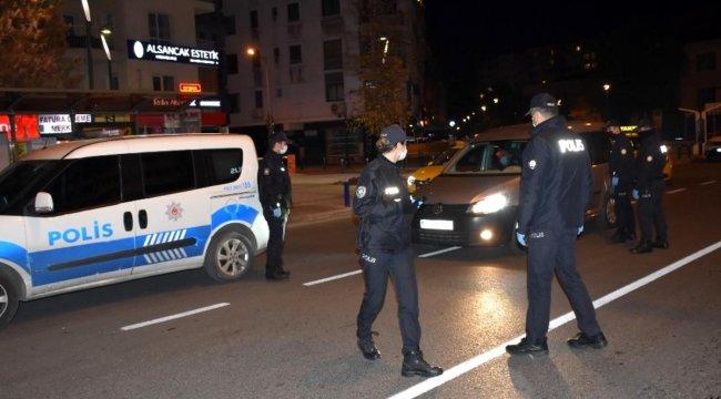 İzmir'de kısıtlama kurallarına uymayanlara 1 milyon liradan fazla ceza