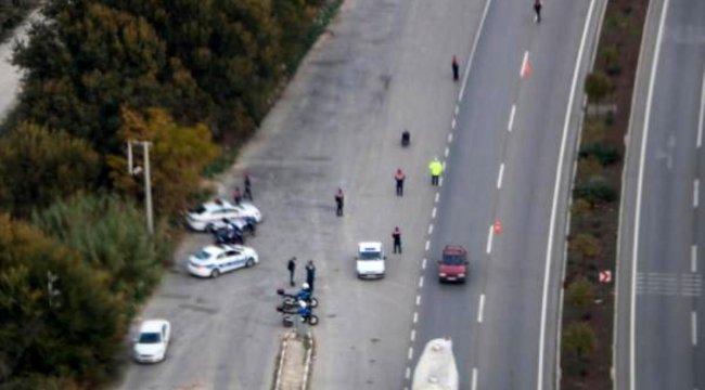 Son dakika gündem: Trafik ihlali yapan 67 sürücüye ceza